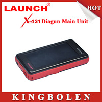 High Quality Latest Version Multi-language Launch X431 Diagun Main Unit With Battery With Software