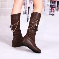 Free shipping European and American fashion women's boots snow boots Martin boots classic comfort   619