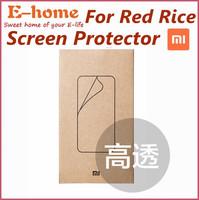 Freeshipping 2pcs 100% original screen protector film for Xioami Red Rice Wcdma phone xiaomi hongmi film protector in stock
