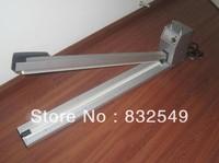 Hand Manual Heat Seal Machine Poly PVC Plastic Shrink Vacuum Bag Film lips Sealing 700mm length