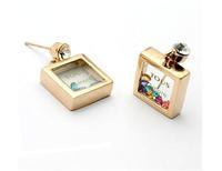 Min. order is $10(mix) brand fashion austrian crystal earrings for women 2013 new jewelry wholesale drop earring