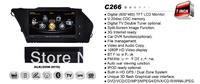 A8 Chipset 3G HD 1080P Car DVD Headunit For mercedes-benz GLK 2008-2010