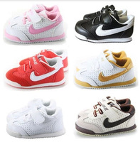 2013  spring and autumn child sport shoes boys and girls sport  shoes kids breathe sneaker for boys and girls