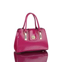 FREE SHIPPING 2013 high-shine colorful women leather handbag women messenger bag women fashion designer shoulder bag brand totes