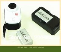 SJ1000 SJ2000 Sport camera battery chager
