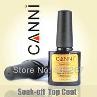 Wolesale 2013 new fashion uv/led top coat gel,shellac gel polish  ,CANNI#30917