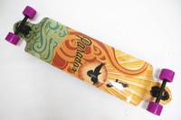 """Fast shipping Mini Longboard 41"""" Downhill Sector 9 Longboard Outdoor Sports Complete Longboard"""