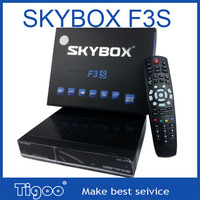 Original Skybox F3S Full 1080pi HD PVR Digital Satellite Receiver support usb wifi youtube youpron