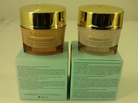 2 Pcs/ Set  ,Day / Night Cream  Resilience Life Firming /Sculpting Face / Neck Creme Repair Skin Cream Suitable ALL Lady 50 ml