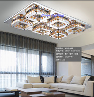 Free Shipping Luxury LED Lead Crystal Ceiling Designs Chandelier Lamp / Lights / Lighting Fixtures (Model:CZ009/6)