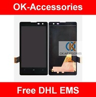 LCD Display +Touch Screen  Digitizer Assembly for Nokia Lumia 1020  5 PCS  /lot  Free Shipping