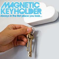 Cloud keyholder magnet clouds key storage device key hang key hang  free shipping