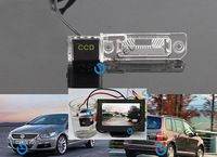 Car Rear View Reverse HD Camera for VolksWagen ( VW ) Passat  Sagitar  Touran