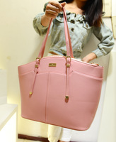 2013 fashion bag elegant hepburn ice cream double arrow big bag handbag