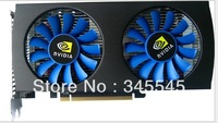 Free shipping  nVIDIA   wholesale new brand new  GTX650TI 1G   Luxury violently strong fan performance   Discrete Graphics