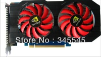 Free shipping  nVIDIA   wholesale new brand new  GTX560TI 1G/256bit higher cost performance   Discrete Graphics