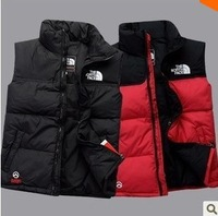 Hotsale 2013 new Men white duck down vest men's fashion down vest, vest men,winter outwear ,M L XL XXL