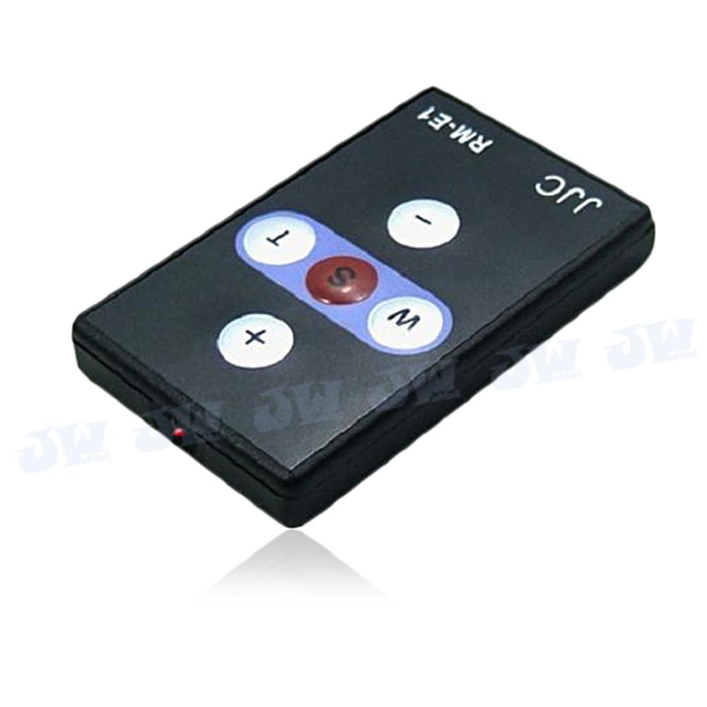 JJC infrared wireless Remote Control for Olympus E450 E10 E420 E600 E620 E520 E510 E500 E5 E3 E30 as Olympus RM-1 RM-2(China (Mainland))