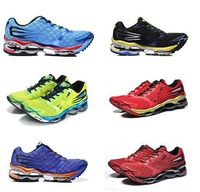 Cheap HongKong Post Ship 2014 Tenis Original Quality Wave Prophecy 2 Athletic Running Shoes for men Free Shipping
