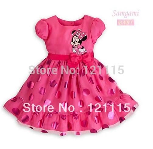 Diseños de vestidos de Minnie - Imagui