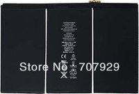 Free Shipping 7200mAh Battery For iPad 2 2Gen Internal Battery Replacement Repair Part  616-0572