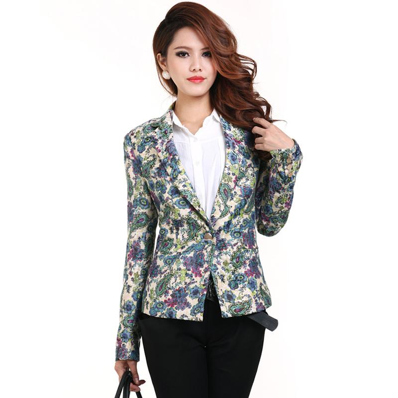 Karabearni autumn and winter women commercial suit coat female long sleeve vintage jacket