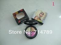 new makeup 4 COLORS EYE SHADOW FARD A PAUPIERES eyeshadow 10g(16PCS/LOT)free shipping