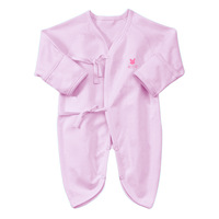 Baby clothes spring and autumn clothes newborn baby newborn bodysuit monk clothing butterfly clothing