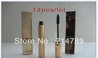 Fast Shipping High Quality! NEW makeup Mascara mascara (12pcs/lot)free shipping #555369