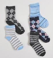 5Pairs/LOT Children  Cotton Short Socks Plaid Straid Infant Baby Boy Girl Sock Kids Socks Multicolor