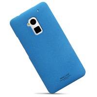 Free shipping originl IMAK Ultrathin Cowboy color shell with screen protector mobile phone case for HTC One Max T6 803S