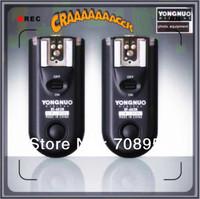 Free shipping Yongnuo RF-603 N1, RF 603 Flash Trigger 2 Transceivers for NIKON D800 D3X D3 D2X D2H D1H D1X D700 D300 D200 D100