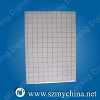 AW light  color heat transfer paper