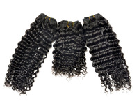 3pcs a lot DHL Human Hair extensions H6001AZ Brazilian Hair 12 14 16 18 20 22 24 inches