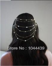 wedding hair piece promotion