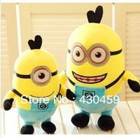 God steal dads super soft yellow doll despicable me soybean capsule doll plush doll birthday present