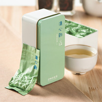 Premium tie guan yin tea fragrance type tea gift box set oolong tea