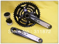SLX M660 FC-M660 9 speed 44-32-22T Crankset Bicycle crankset with BB70 bottom bracket / Bike Crankset / bicycle parts 175mm