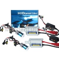 New High Quality Slim Ballast Xenon Hid Kit 9006 10000k Violet Blue Color High Voltage-Resistant