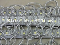 led module smd5050 4led waterproof DC12v white color lifespan>50000H CE ROHS 35*35mm