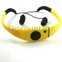Wireless 4GB iCharge IPX8 Waterproof MP3 Player for swimming/running/Water Sport