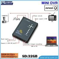 Smart home video access control equipment 1-ch SD card HD video surveillance recorder 1-ch SD card DVR