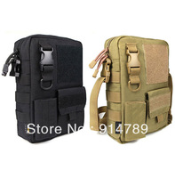 FREE SOLDIER TACTICAL OUTDOOR MUTI-FUNCTIONAL SHOULDER BAG MESS POUCH