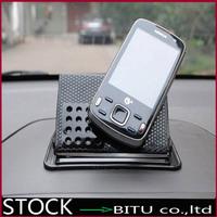 100pcs/lot 2014 NEW 360 degree Car holder GPS Phone Holder Moblie GPS Holder slip-resistant Rotatable super magic DC2733
