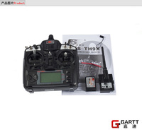 Only to Russia & USA  Freeshipping Mode 2 FS FlySky TH9X 2.4G 9 Channel RC Transmitter & Receiver w/ LED Screen Big Sale