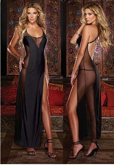длинные платья секс фото