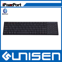 Free Shipping 7inch Bluetooth Keyboard,Newest iPazzPort Mini Bluetooth Keyboard With USB Port and Touchpad