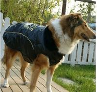 Free shipping big dog ski jacket large dog clothes dog winter coat waterproof windproof coat dog clothing