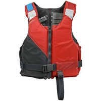 Tribord Original CE approved Nylon life vest life jacket PFD for paddling drifting boating fishing PE foam front adjust unisex