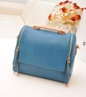 6 colors designers brand 2014 women leather messengers bags lady shoulder vintage bag evening tassel bagsRetail and Wholesale